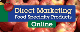Direct Marketing of Specialty Foods